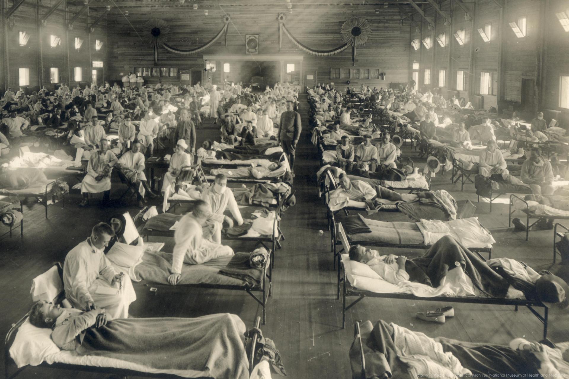 Foredrag: Pandemier i de sidste 200 år_slide_poster
