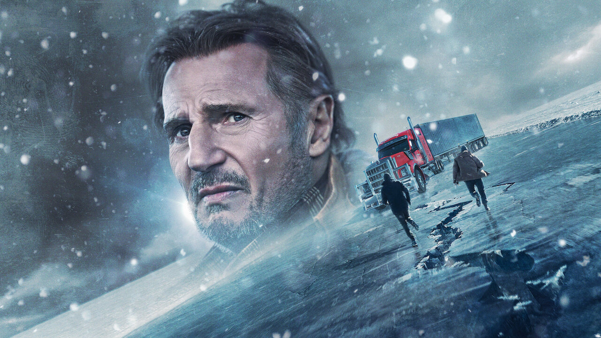 The Ice Road_slide_poster