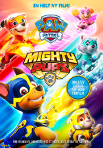 Paw Patrol: Mighty Pups (dansk tale)