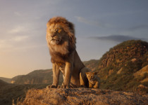 Løvernes Konge - Med dansk tale